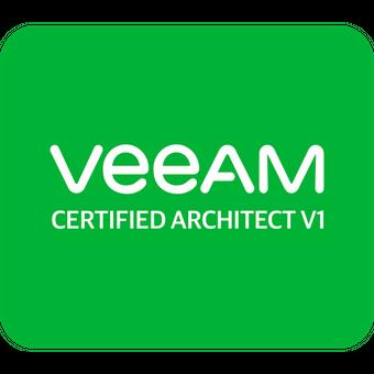 Veeam Certified Architect v1