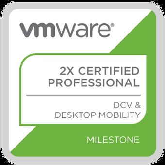 Double VMware Certified Professional - DCV & Desktop Mobility